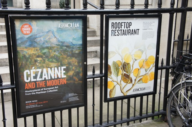 Cezanne & The Modern