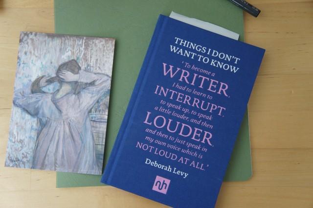 Toulouse-Lautrec & Deborah Levy