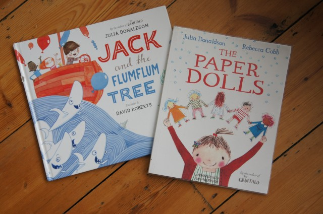 Jack and the Flumflum Tree & Paper Dolls