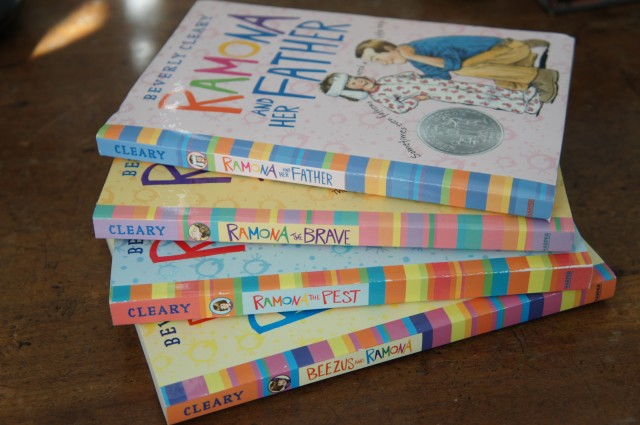 The Ramona Collection Vol 1 by Beverly Cleary