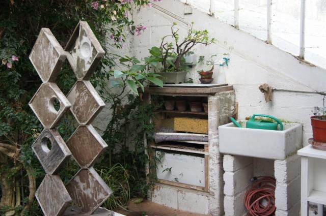 Barbara Hepworth greenhouse