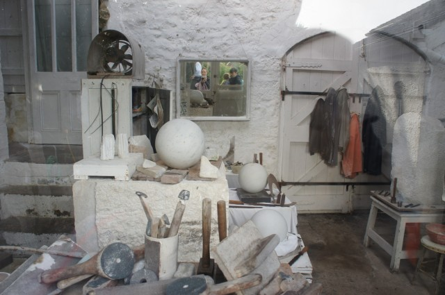 Barbara Hepworth stone-carving workshop