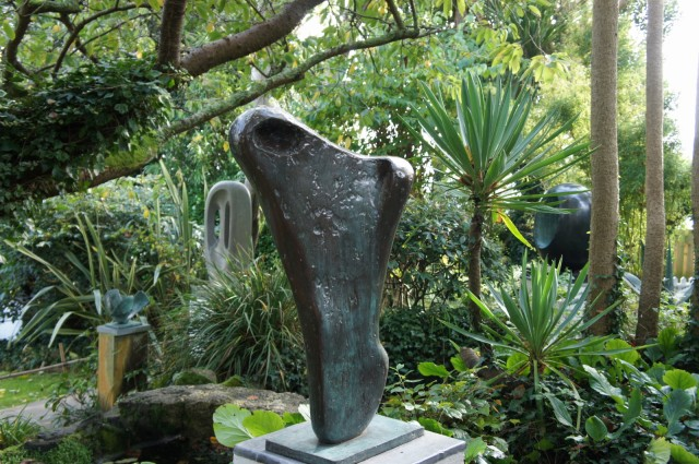 Barbara Hepworth - Torso II (Torcello), 1958