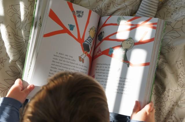 Pippi Longstocking by Astrid Lindgren, illustrated by Lauren Child