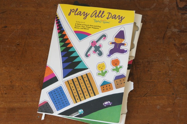 Play All Day by Taro Gomi