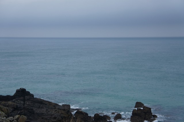 Sea from the Island, St Ives