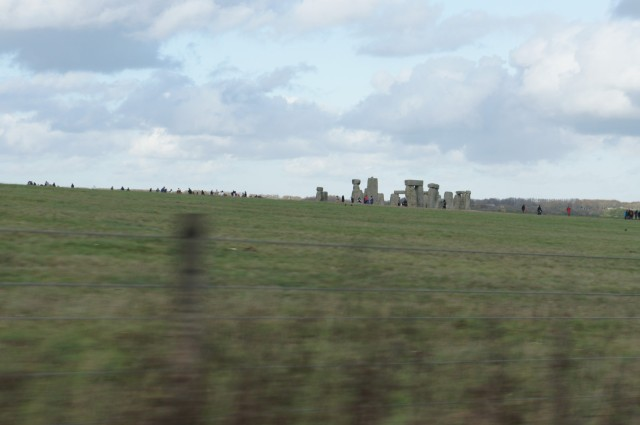 Stonehenge from A303