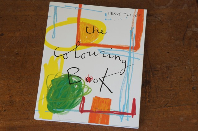 The Colouring Book by Hervé Tullet