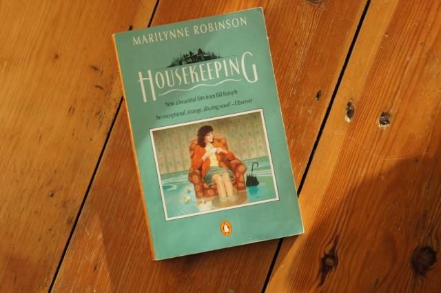 Housekeeping, Marilynne Robinson